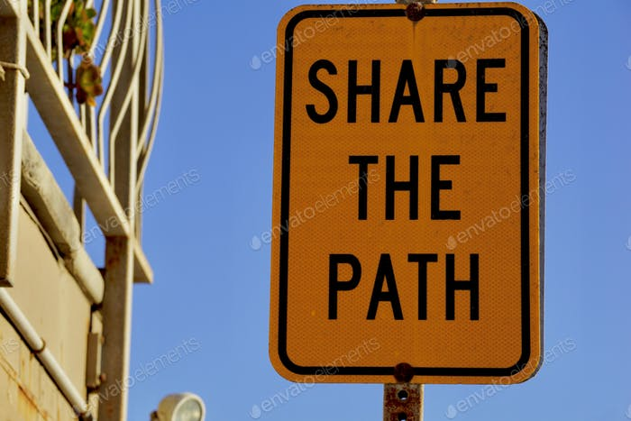 Share the path. Be kind. Stronger together. Tonythetigersson Tony Andrews Photography equality