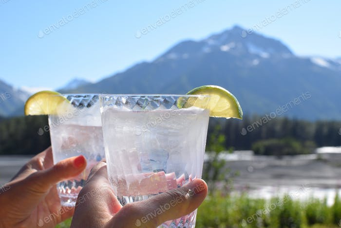 Gin and Tonic on the Trail!