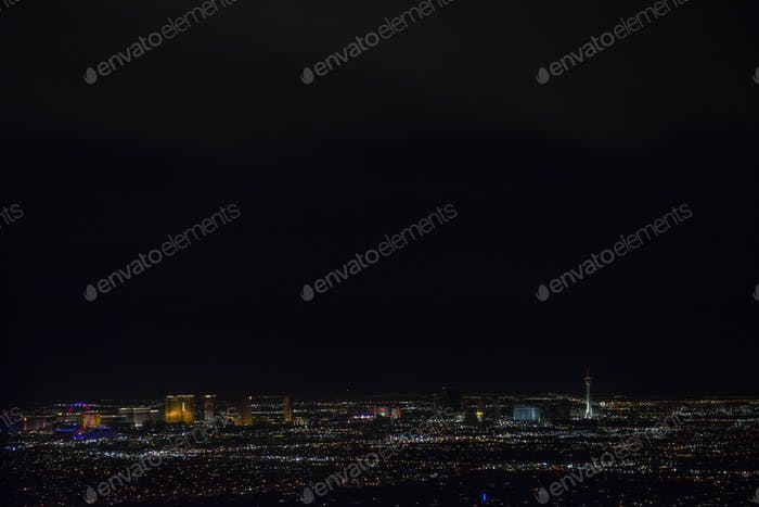 Las Vegas After Dark.
