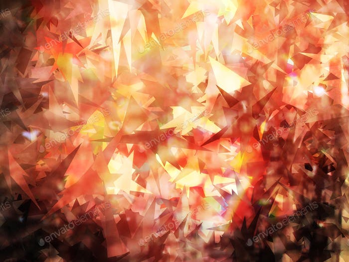 Abstract digital background. Digitally generated image.