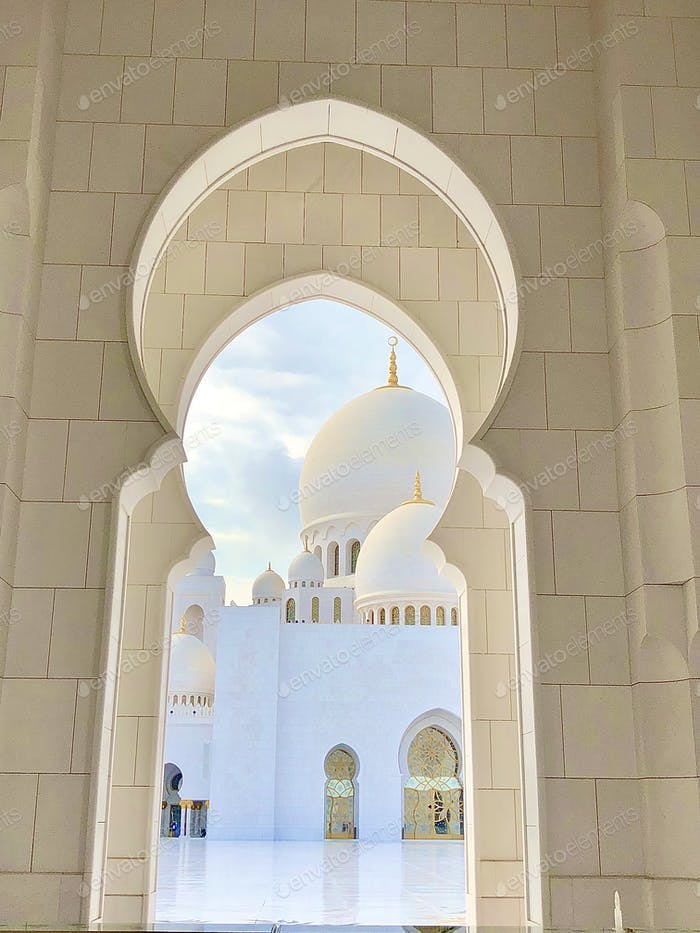 Perspectives - Sheikh Zayed Grand Mosque