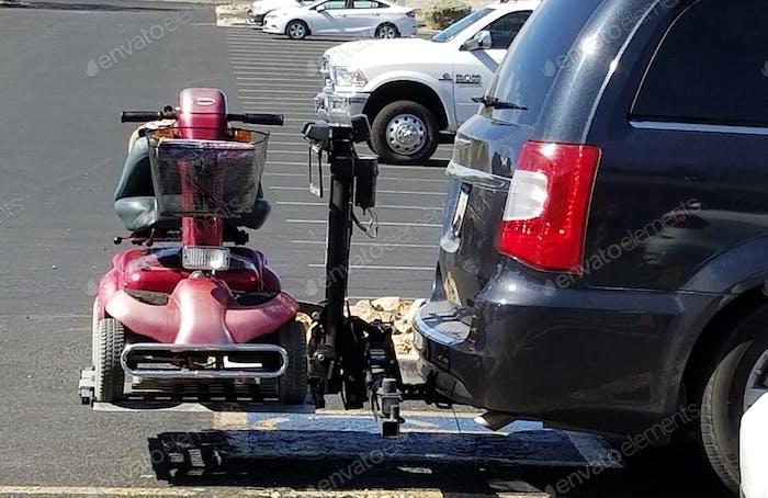 Reisen mit Rollstühlen