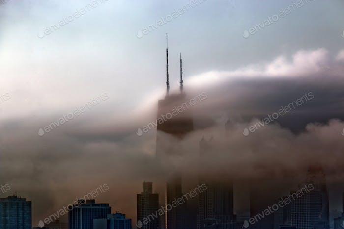 Fog Chicago
