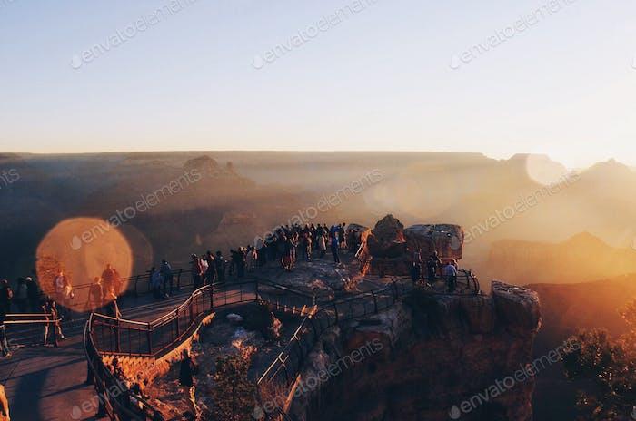 Grand Canyon Sunrises