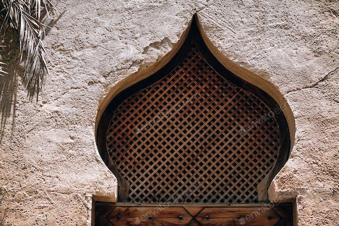 Einzigartige islamische Form