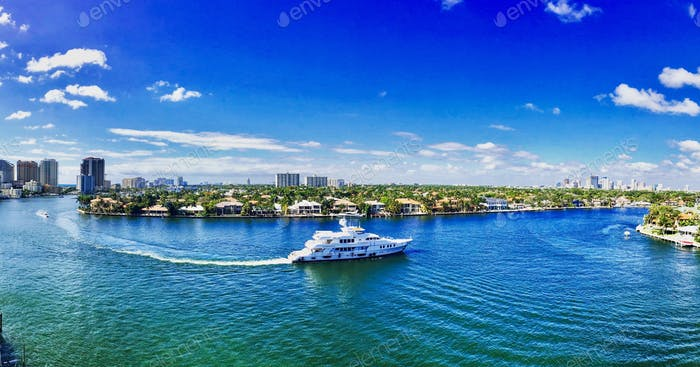 Fort Lauderdale!