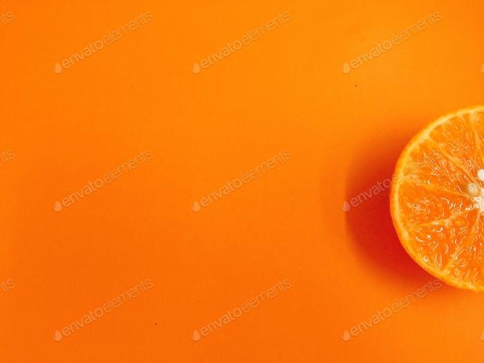 Naranja y Naranja