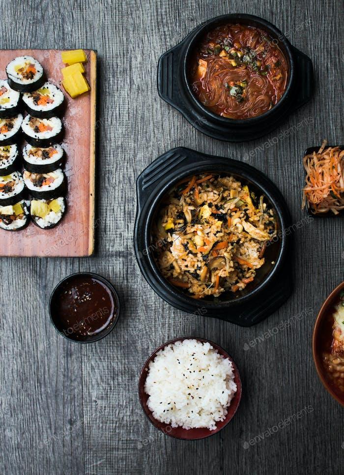Korean Food!