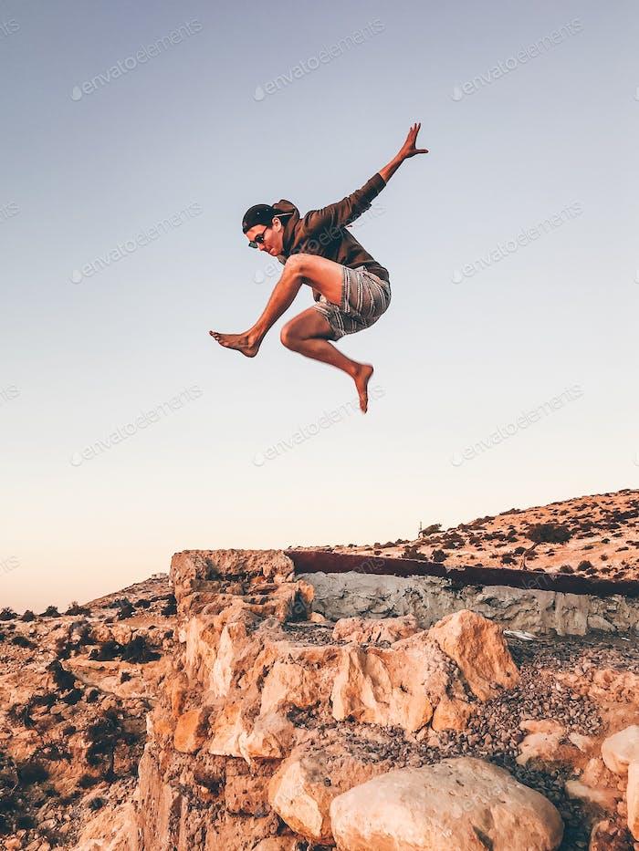 Fliegen hoch