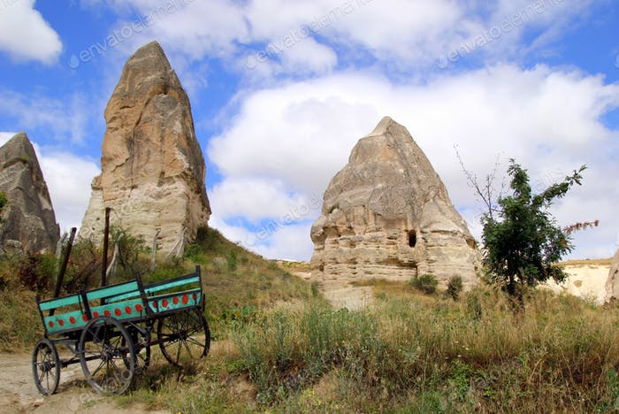 Travel to Goreme, Cappadocia, Turkey