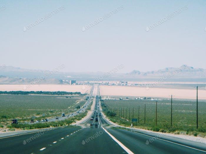 Traveling Las Vegas