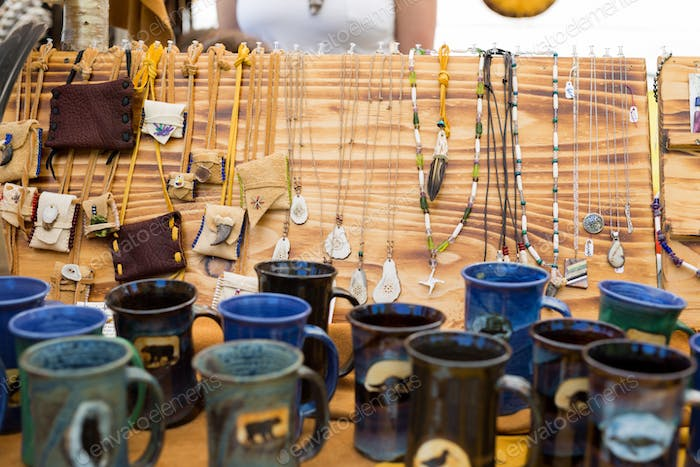 Local indigenous crafts