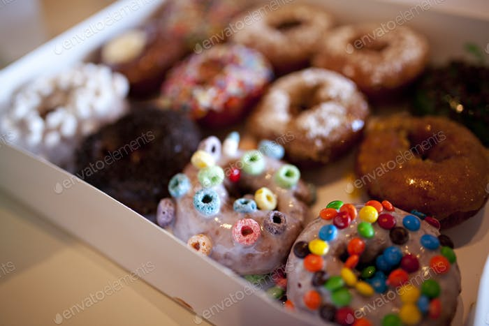 Fancy Doughnuts