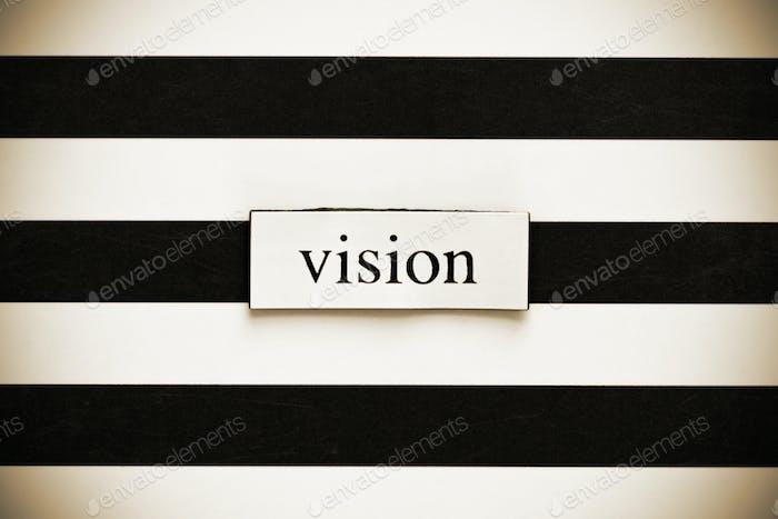 Concepto «Visión»