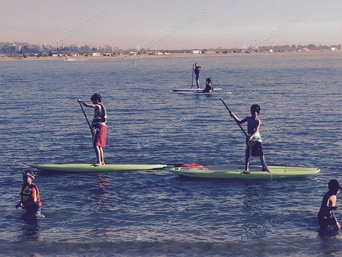 Kids taking over Mission Bay. Tonythetigersson Tony Andrews Photography