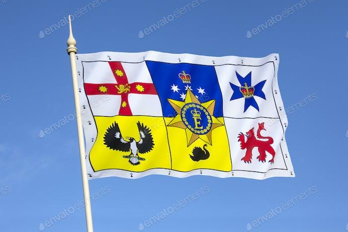 Royal Standard of Australia