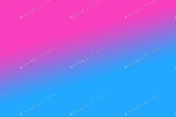 Colorful neon colored gradient background