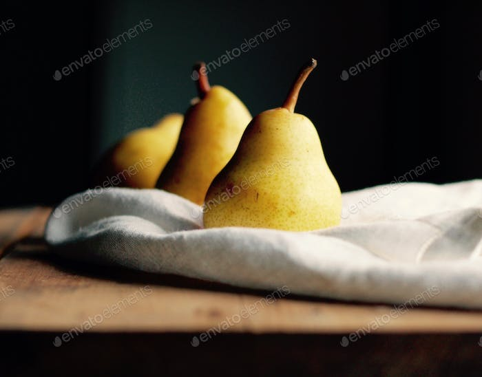 For the love of pears
