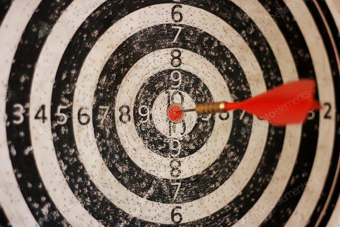 Darts target 1