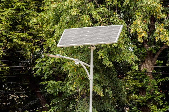 Solar-Beleuchtung