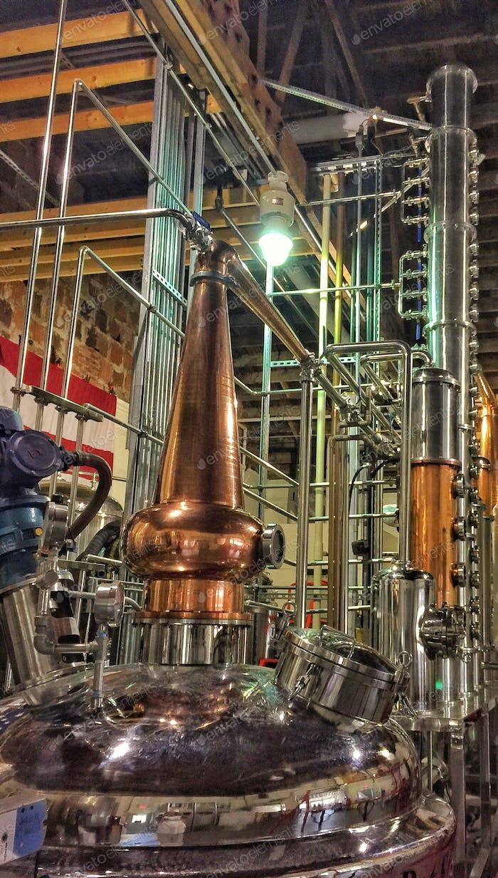 American Gin Distillery
