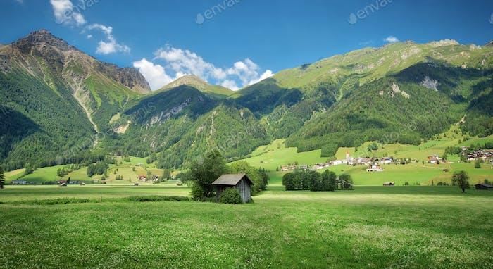 Italien-Alpen