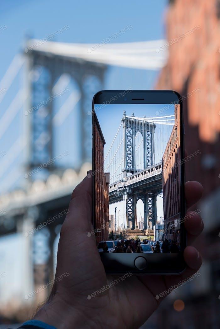 Fotografía de teléfonos inteligentes