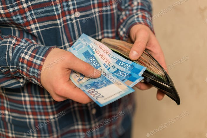 Counting roubles