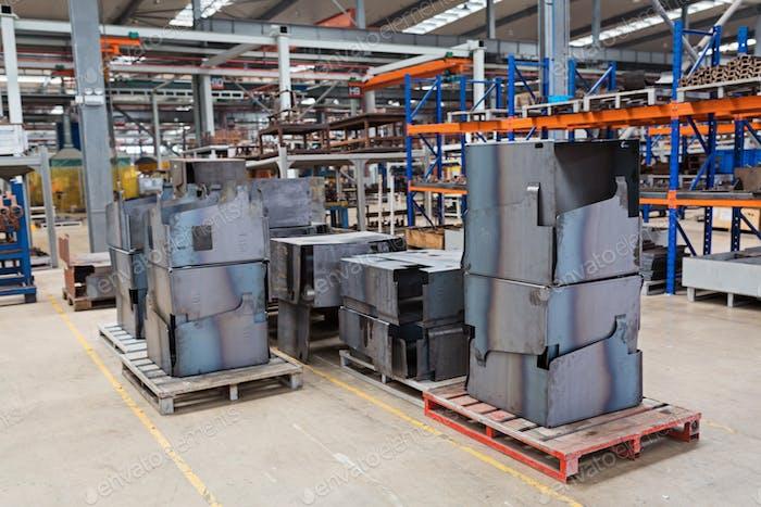 lagerlager vertrieb warenindustrie lagerregal industrielles lagerhaus geschäftsdepot rack