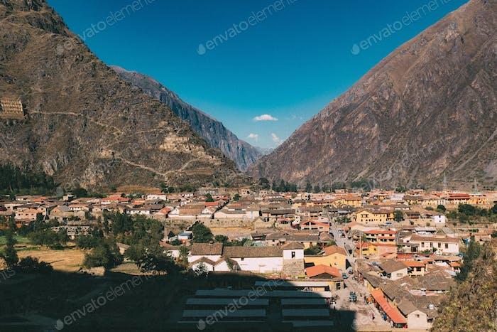 Ollataytambu, Cusco, Peru