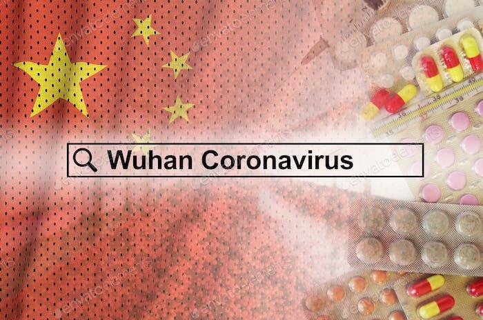 MERS-CoV Novel Corona virus concept