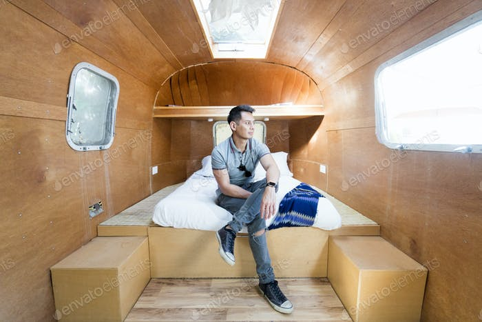 Chillin' in an Airstream