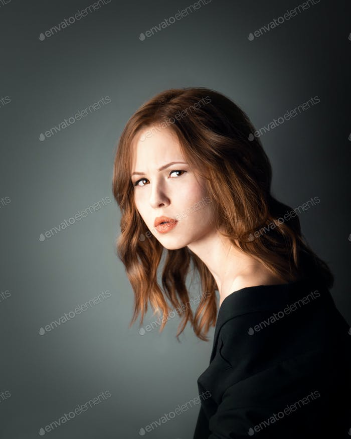 Emotional Portrait