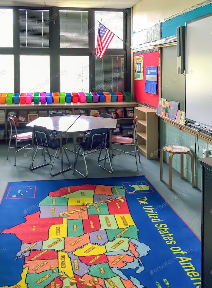 Grundschule Klassenzimmer