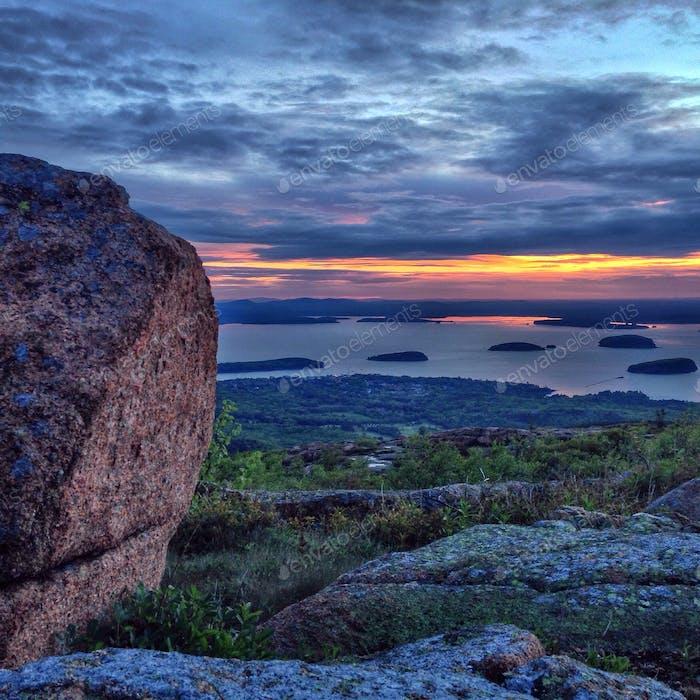 Acadia national park, bar harbor, Maine