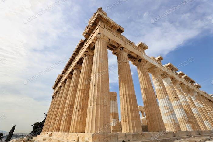Alte Akropolis von Athen