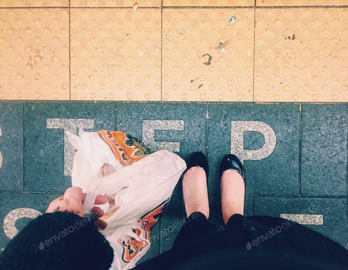 Running errands