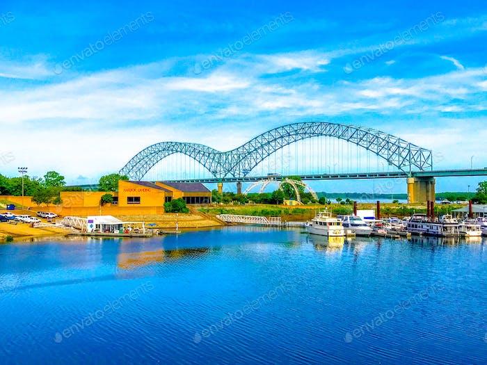Mississippi River - Memphis, TN