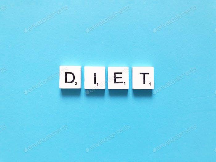 diete 6 lettres