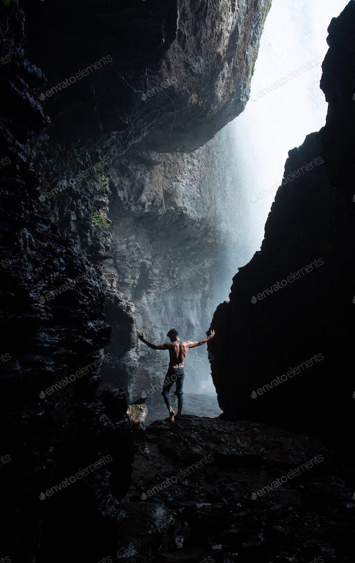 Vietnam Höhle