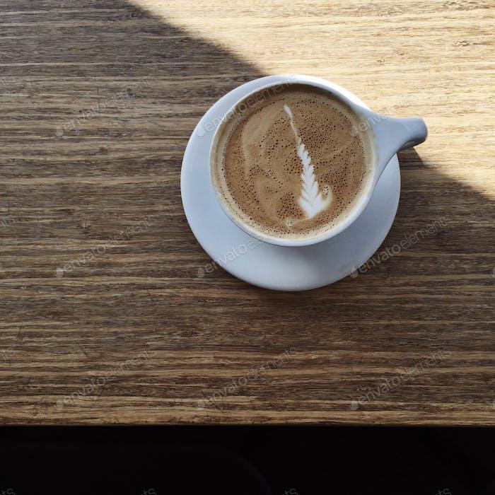 Latte addict