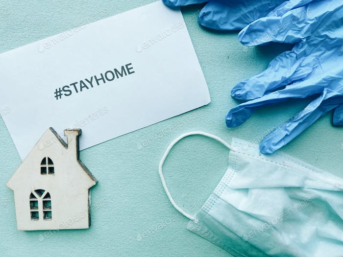 Stay home  Nominated!