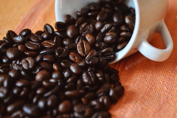 Koffein...