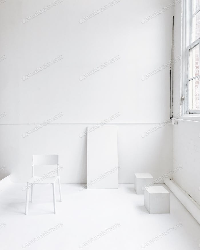 Minimalism - Interior decor