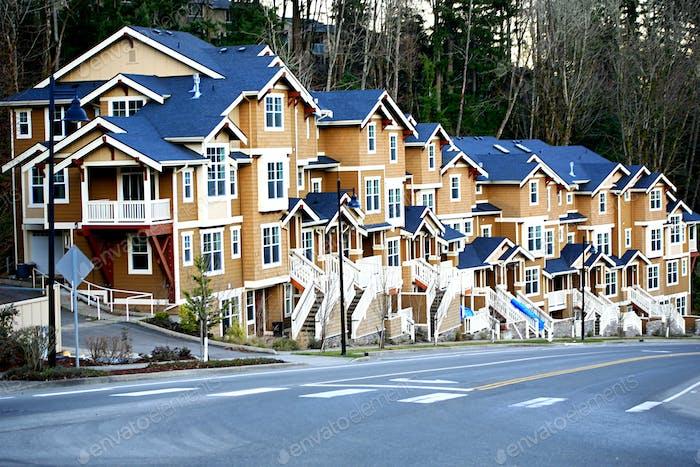 Issaquah Washington – Home Exteriors