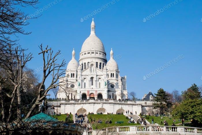 Basilika Sacre-Coeur