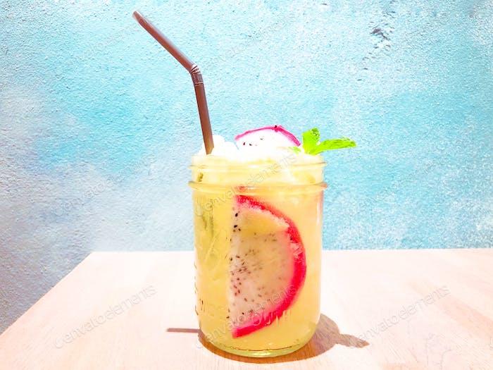 Wunderschöne Getränke