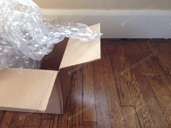 Verpackung.
