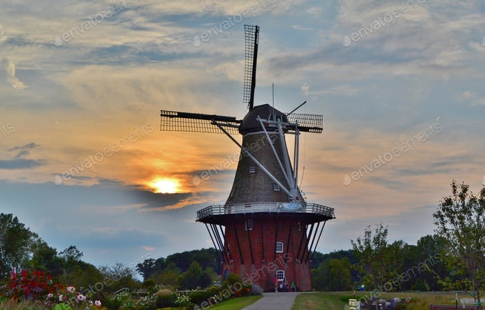 Windmühleninsel, Holland, Michigan
