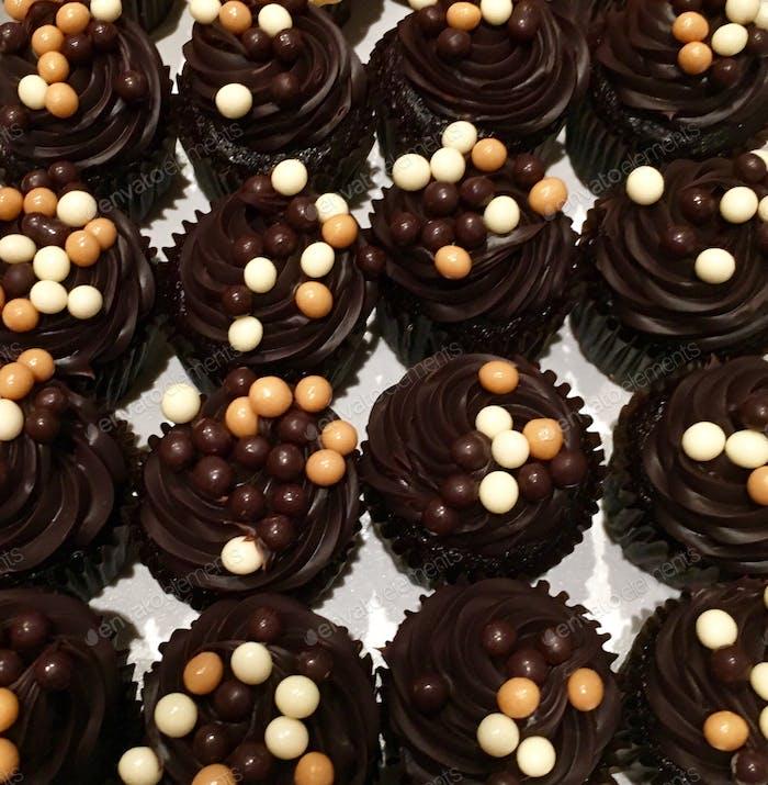 Schokoladenschokolade und mehr Schokolade